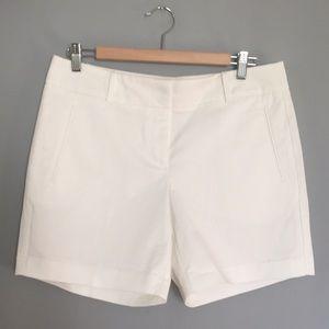 Ann Taylor Devin Metro Shorts size 8